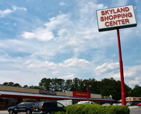Skyland Shopping Center