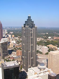 Suntrust Plaza - Atlanta GA