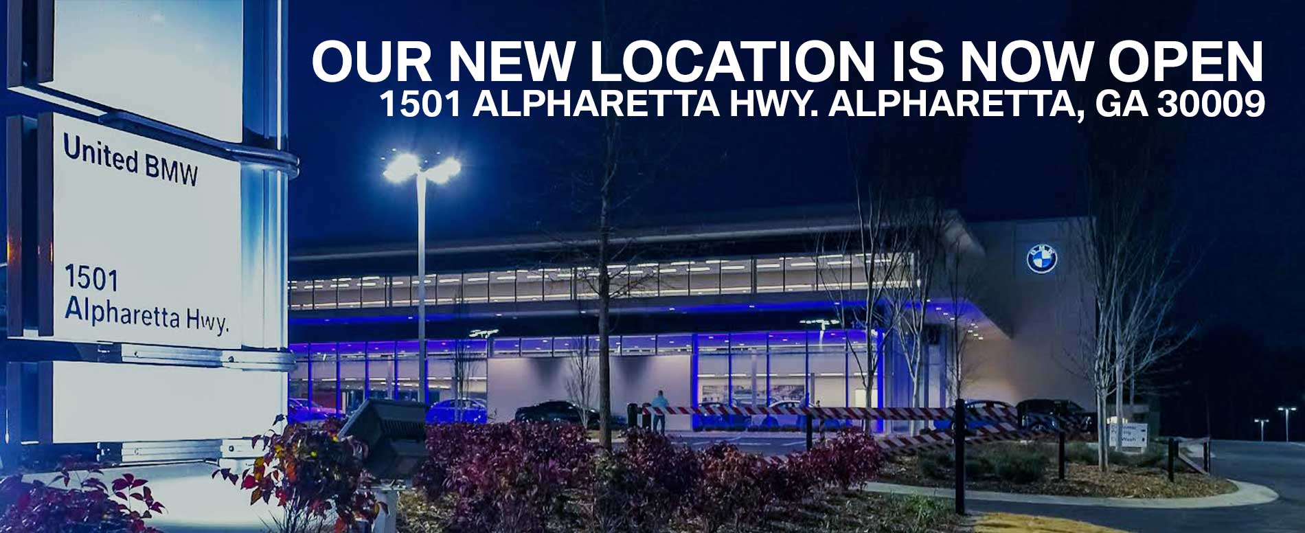 United Bmw Alpharetta Roof Solutions