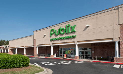 West Cobb Marketplace - Publix
